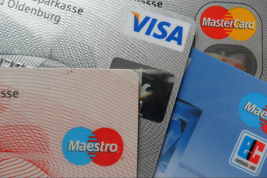 credit and current account cards